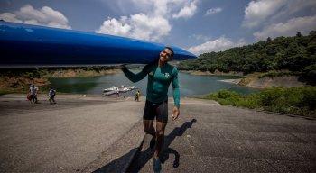 Isaquias Queiroz quer buscar mais uma medalha olímpica