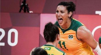 Tandara está fora dos Jogos Olímpicos