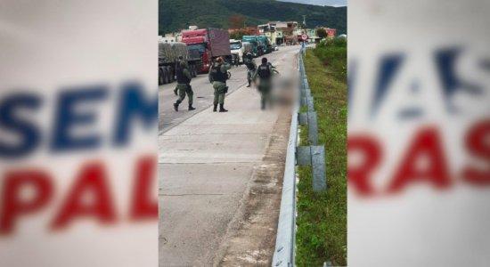 PM morreu em Pernambuco após troca de tiros