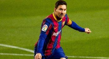 Lionel Messi atuou por 17 temporadas pelo Barcelona