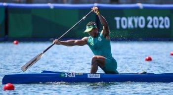 Isaquias Queiroz é o atleta brasileiro com maior número de medalhas em uma única edição de Jogos Olímpicos