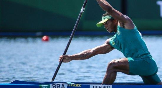 Isaquias Queiroz confirma favoritismo, avança à final do C1 1000m e vai disputar medalha de ouro ainda nesta sexta (6), na canoagem velocidade