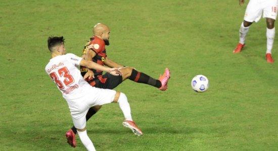Sport empata com o RB Bragantino e mantém sequência de invencibilidade na Série A
