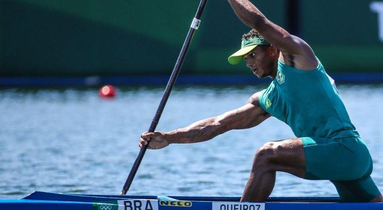 Isaquias Queiroz conquistou três medalhas nos Jogos Olímpicos do Rio-2016