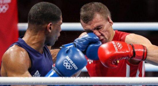 Ouro no boxe para o Brasil: Veja o nocaute de Hebert em ucraniano que garantiu a medalha nas Olimpíadas