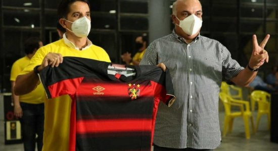 Salários atrasados, auditoria, busca por patrocínios, receitas e mais: Yuri Romão abre o jogo sobre finanças do Sport