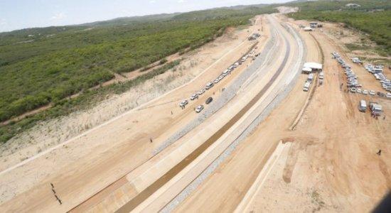 Ramal do Agreste será inaugurado em outubro, promete ministro de Bolsonaro; entenda como canal poderá levar água para 70 cidades de Pernambuco