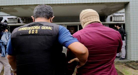 Meio-Dia: policiais suspeitos de envolvimento no comércio ilegal de armas