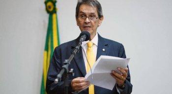 Roberto Jefferson foi deputado federal e preside o PTB