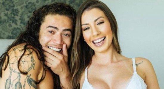 Ex-noiva de Whindersson Nunes, Maria Lina quebra o silêncio sobre o término com o humorista