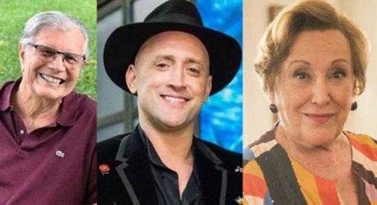 Tarcísio Meira, Paulo Gustavo e Nicette Bruno foram alguns dos artistas que morreram vítimas da covid-19; relembre
