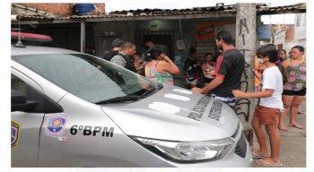 Crime aconteceu na Comunidade Briga do Galo, em Piedade, Jaboatão dos Guararapes.