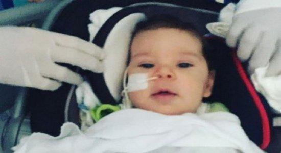 Família faz campanha para salvar bebê que precisa do remédio mais caro do mundo; veja como ajudar
