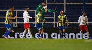 RB Bragantino enfrenta o Rosario Central, pela Copa Sul-Americana
