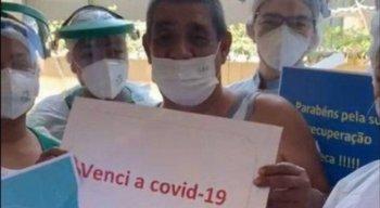 Zeca Pagodinho estava internado para tratamento de sintomas da covid-19
