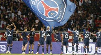 PSG entra em campo pelo Campeonato Francês