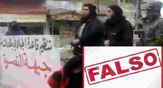 É falso vídeo que circula no WhatsApp e mostra supostos membros do Talibã executando mulher