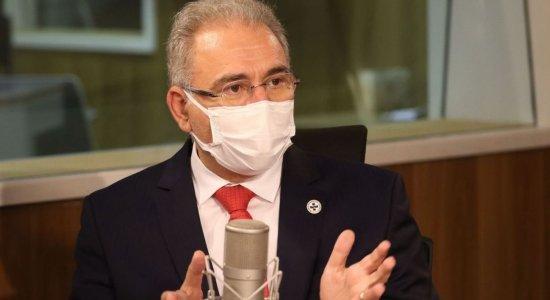 Em Nova York, Marcelo Queiroga testa positivo para covid-19