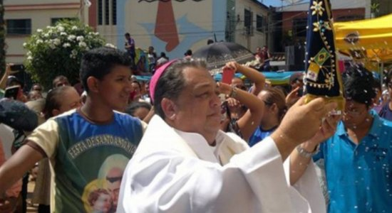 Novo bispo de Palmares toma posse neste fim de semana