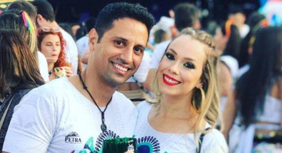 Advogada Rebecca Tabosa, esposa do secretário de Obras de Caruaru, morre aos 38 anos
