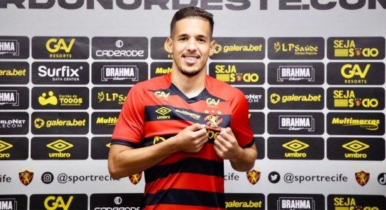 Com Rafael Thyere vetado, novo zagueiro já deve estrear pelo Sport diante do São Paulo