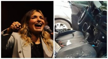 Soraya Moraes foi vítima de assalto em São Paulo