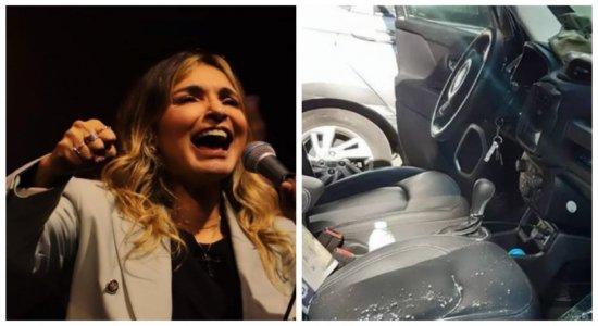 Cantora gospel Soraya Moraes é assaltada em São Paulo: