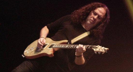 Morre guitarrista Paulo Rafael, parceiro musical de Alceu Valença, aos 66 anos