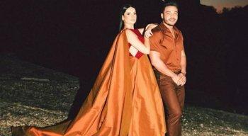 Juliette e Wesley Safadão gravaram dueto da música Anunciação, de Alceu Valença.