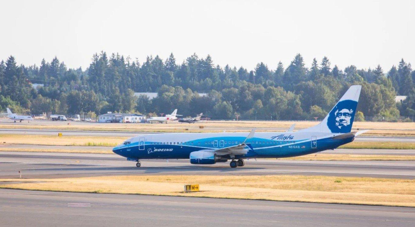 Divulgação/Alaska Airlines