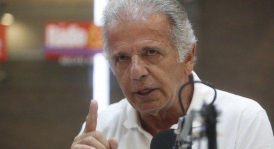Fico constrangido em discutir eleições com país passando por essa crise, diz José Múcio sobre candidatura ao Governo de Pernambuco