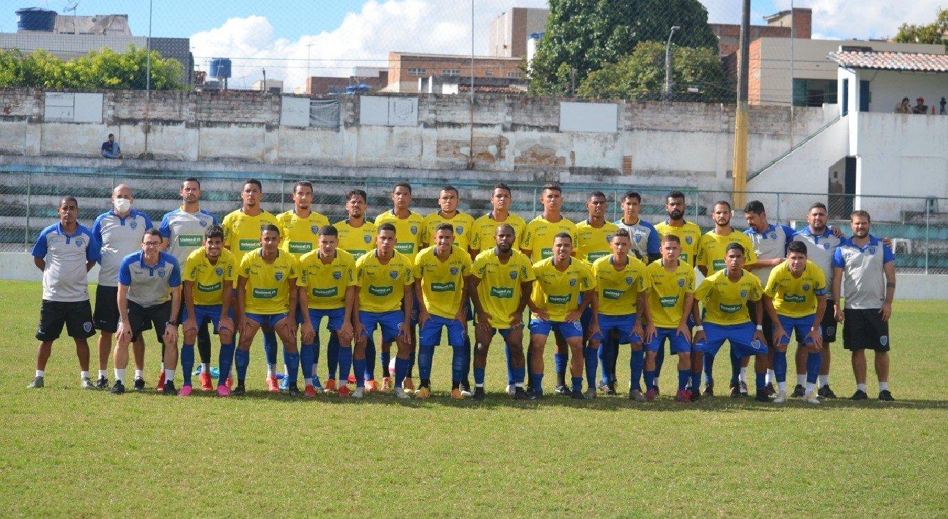Federação antecipa estreia do Caruaru City no Campeonato Pernambucano