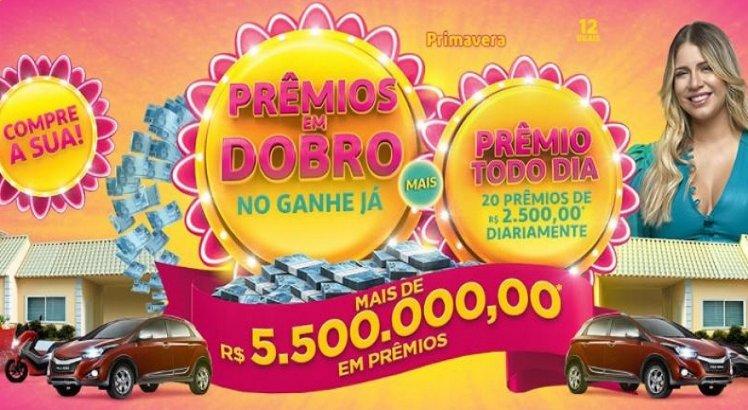 Tele Sena de Primavera: Confira o resultado do 3º sorteio realizado neste domingo (19/09)