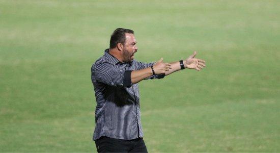 Roberto Fernandes valoriza vitória do Santa Cruz e já mira decisão com o Paysandu