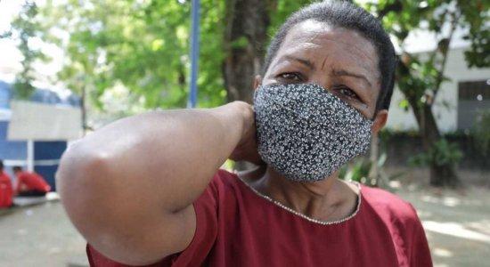 'No que fomos ajudar, o enxame começou e atacou todo mundo', diz vítima de ataque de abelhas em Boa Viagem