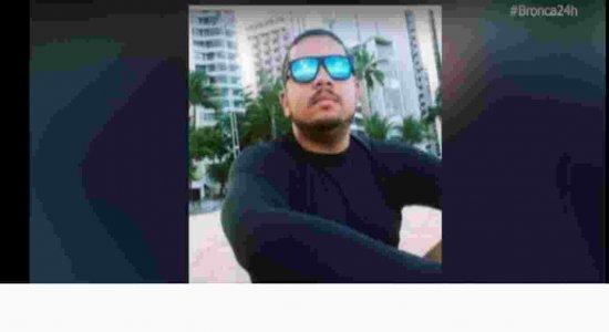'Não tinha nenhum tipo de sinalização', diz tio de motociclista morto após cair em buraco no bairro de Apipucos