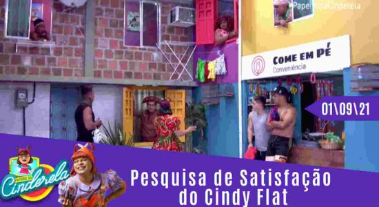 Curta a Pesquisa de Satisfação dos inquilinos do Cindy Flat