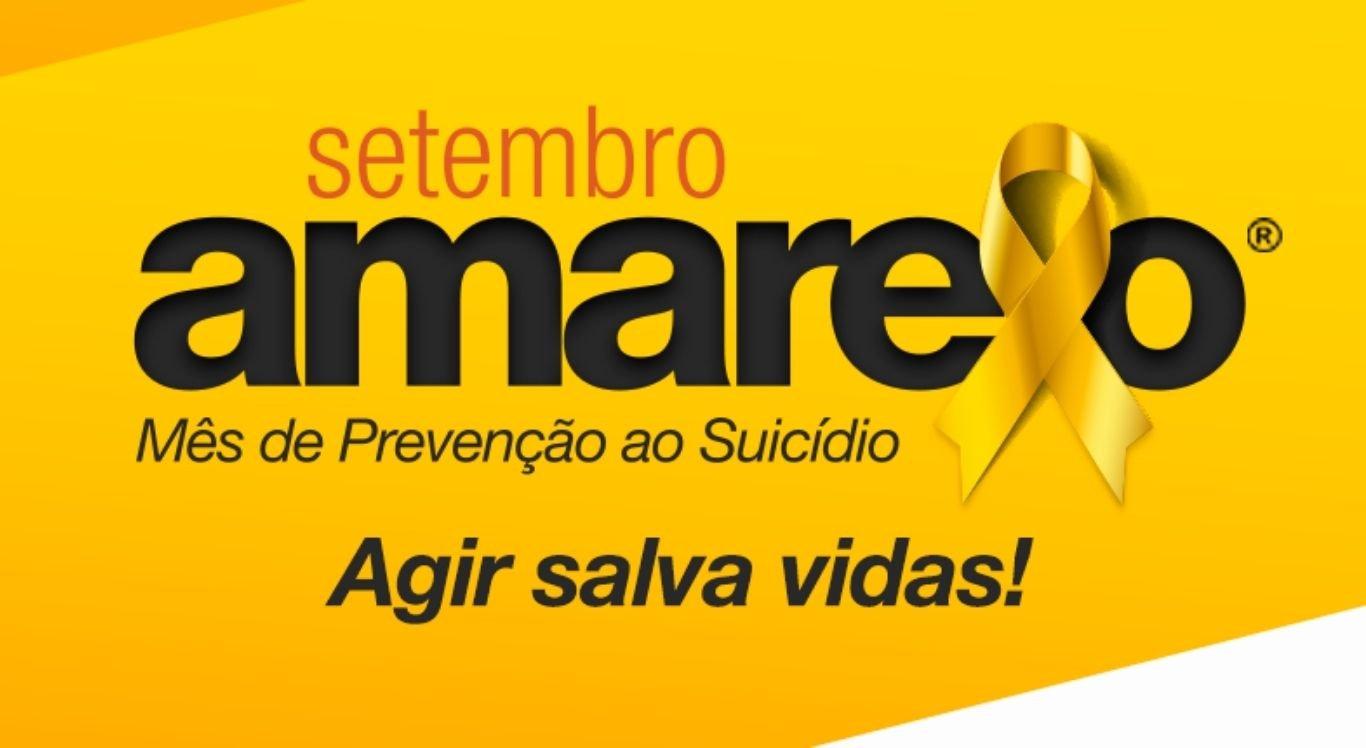 Saiba tudo sobre a campanha Setembro Amarelo
