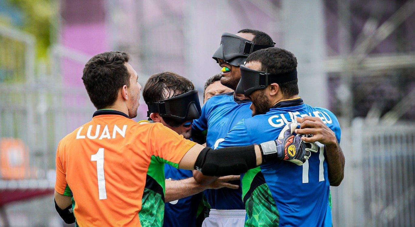 Seleção brasileira de futebol de 5 nas Paralimpíadas de Tóquio