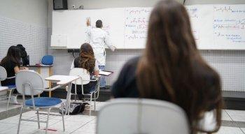 A edição do Exame Nacional de Desempenho de Estudantes será realizada no dia 14 de novembro