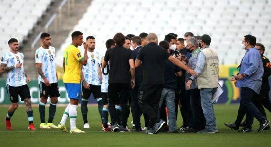 Delegação argentina foi informada a tempo sobre irregularidade, diz Anvisa