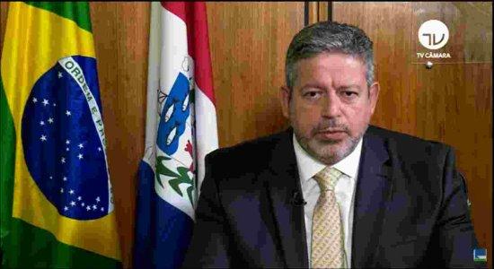 Em discurso morno, Arthur Lira diz que 'é hora de dar um basta' após protestos antidemocráticos incentivados por Bolsonaro