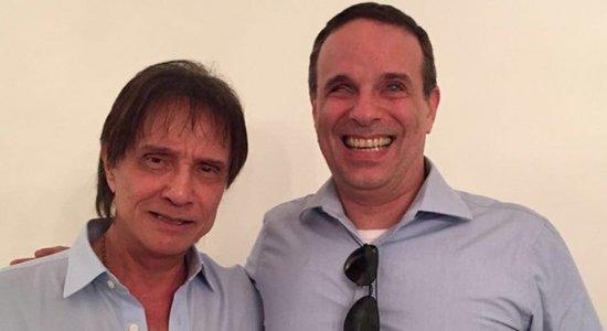 Dudu Braga: saiba quem foi o filho de Roberto Carlos, que morreu nessa quarta-feira