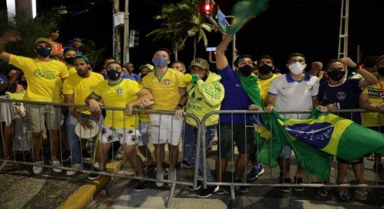 Veja recepção e programação da Seleção Brasileira no Recife para jogo contra o Peru pelas Eliminatórias da Copa do Mundo