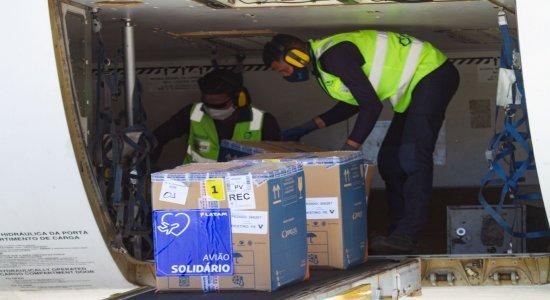 Pernambuco recebe mais 117 mil doses da Pfizer/Biontech nesta quarta-feira, 8 de setembro
