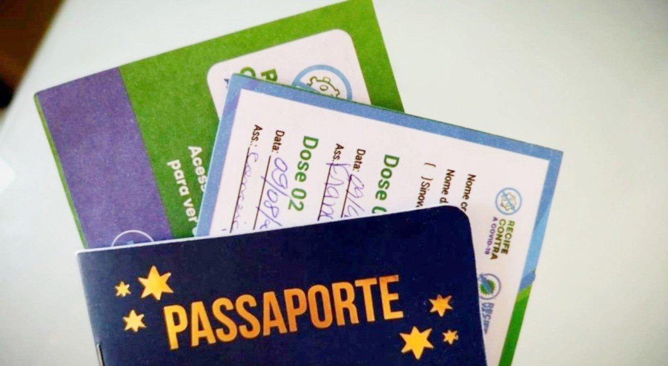 Passaporte da Vacina foi proposto na Câmara Municipal do Recife