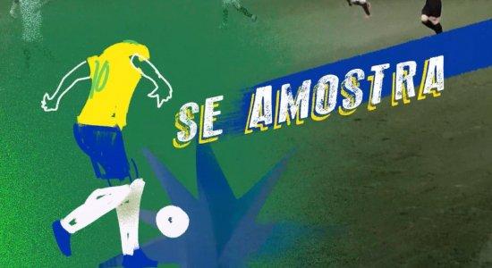 Toca pra cá: campanha reforça TV Jornal como canal do futebol