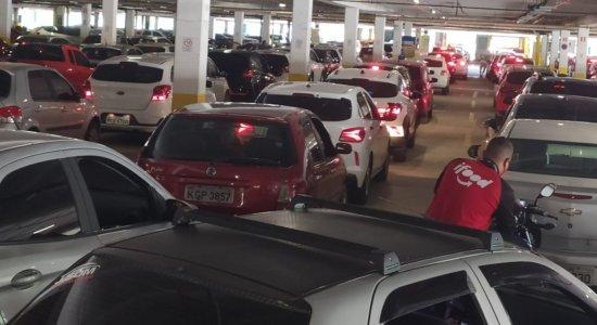 Preço alto do combustível e longa fila: Veja como estão os postos de gasolina na Região Metropolitana do Recife