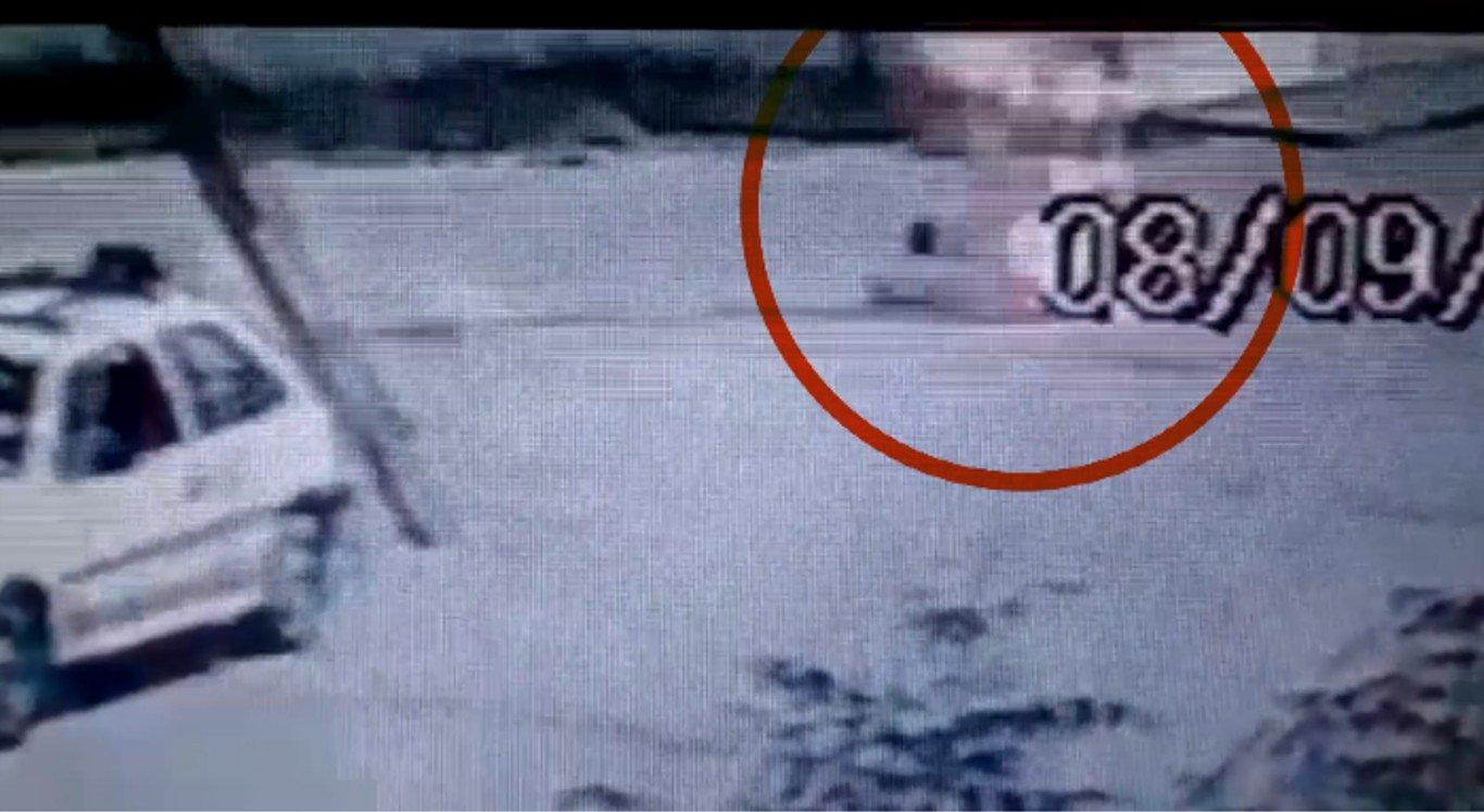 O homem foi atingido por descarga elétrica em Bezerros, no Agreste