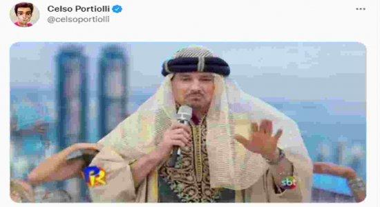 Relação entre Celso Portiolli e o 11 de setembro fica nos trending topics; veja memes